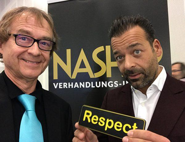 Jack Nasher und Jürgen